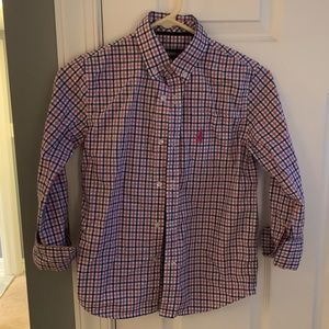 Other - Johnnie-O Boys Button Up Size 10